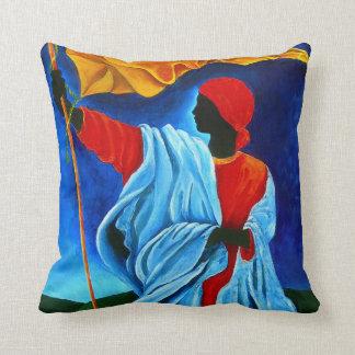 La Dessalinienne 2009 Throw Pillow