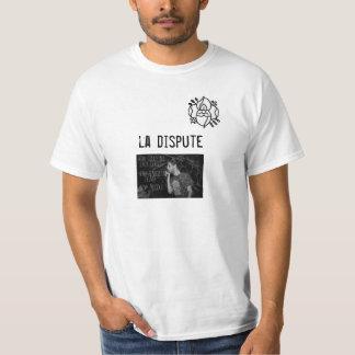 la dispute t shirts