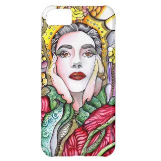 La Divina Girl Portrait iPhone 5C Case