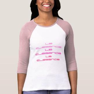 La Elegancia's Pinky Signatures Tshirt
