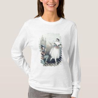La Esmeralda': Carlotta Grisi  & Jules Perrot T-Shirt