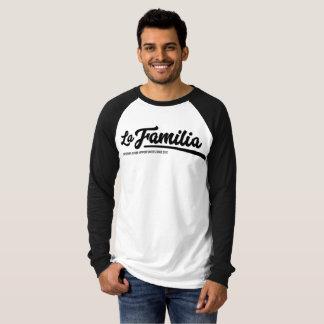 La Familia Baseball Tshirt