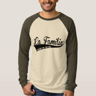 LA Familia Signature Long Sleeve Baseball Tee