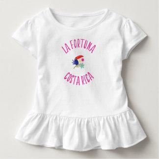 La FortunaToucan Kids Costa Rica Beach Souvenir Toddler T-Shirt