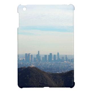 LA framed mountain iPad Mini Cover