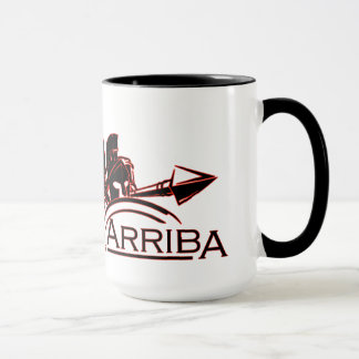 """La Fuente """"Escudo Arriba"""" Mug"""