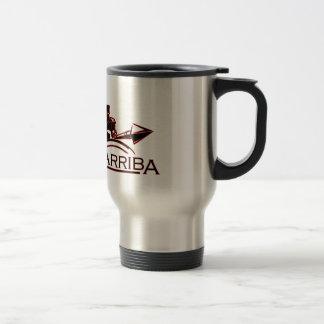 """La Fuente """"Escudo Arriba"""" Travel Mug"""