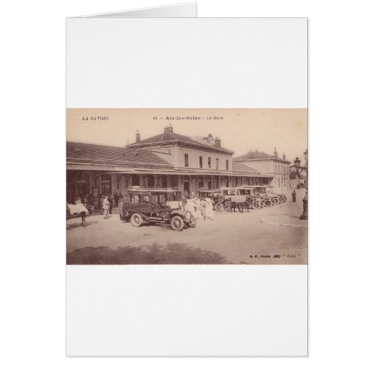 La Gare France Card