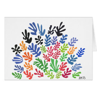 La Gerbe by Matisse Card