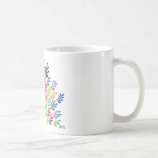 La Gerbe by Matisse Coffee Mug