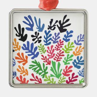 La Gerbe by Matisse Metal Ornament