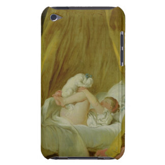 'La Gimblette', Girl with a Dog, c.1770 (oil on ca iPod Touch Cases