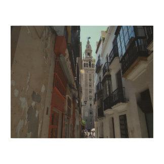 La Giralda, Sevilla Spain Wood Wall Art