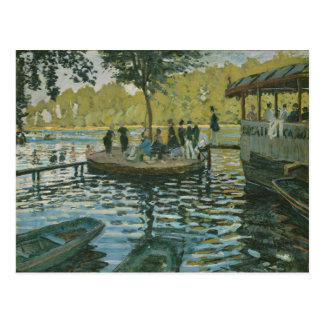La Grenouillere Postcard