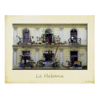 LA HABANA II POSTCARD