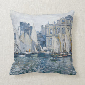 La Havre Museum Monet Cushion