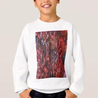 La hierba ardiente sweatshirt