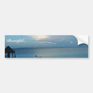 La Isla Mujeres Bumper Sticker