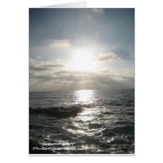 La Jolla Beach Ca, Card
