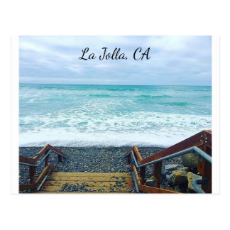 La Jolla Beauty Postcard