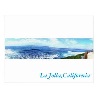 La Jolla California Postcard