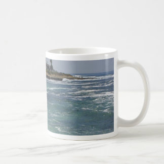 La Jolla Cove Beach Coffee Mug