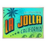 LA JOLLA POST CARDS