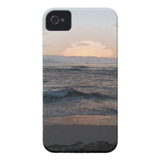 La Jolla Sunset 2014a.png iPhone 4 Case-Mate Case