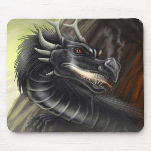 La lignée des dragons : Tapis de Souris Mouse Pad
