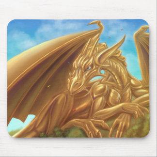 La lignée des dragons - Tapis de Souris Mouse Pad