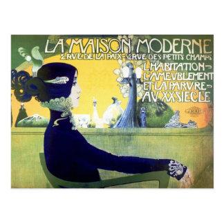 La Maison Moderne Postcards