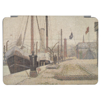 La Maria at Honfleur, 1886 iPad Air Cover
