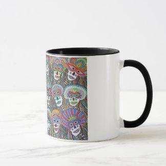 La Mascarada de los Muertos Mug