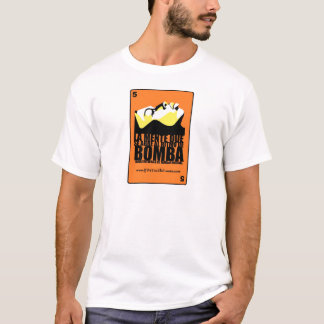 La mente que se habre a la bomba T-Shirt