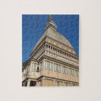 La Mole Antonelliana Turin Jigsaw Puzzle