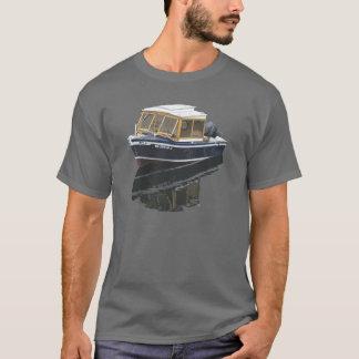 La Monde - Small Seattle Boat T-Shirt