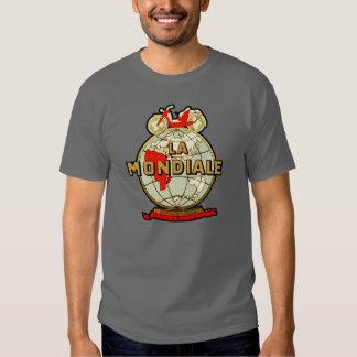 La Mondiale Motorcycles T Shirts