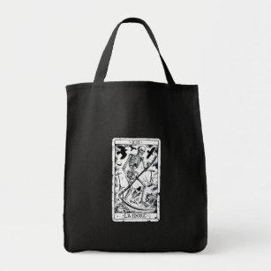 La Mort Tarot Card Tote Bag