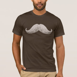 La Moustache (Dark) T-Shirt