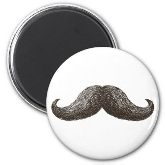 La Moustache Light Refrigerator Magnet