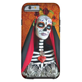 La Muerte iPhone 6 case Tough iPhone 6 Case