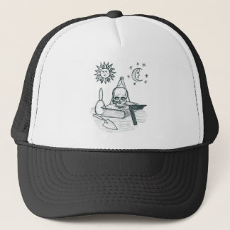 La Mystical Signs Trucker Hat