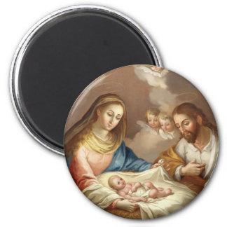 La Natividad Magnet