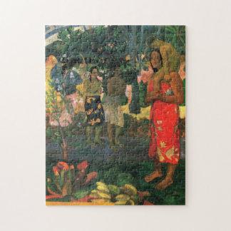 'La Orana Maria' - Paul Gauguin Jigsaw Puzzle