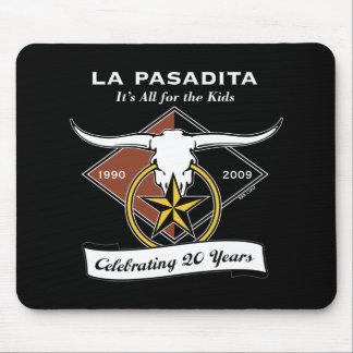 La Pa 20th Mousepad