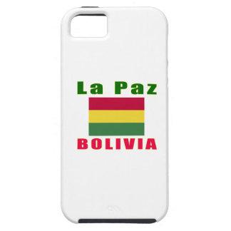 La Paz Bolivia capital designs iPhone 5 Cases