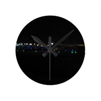 La Paz en la noche Clocks