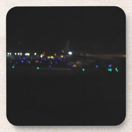 La Paz en la noche Coasters