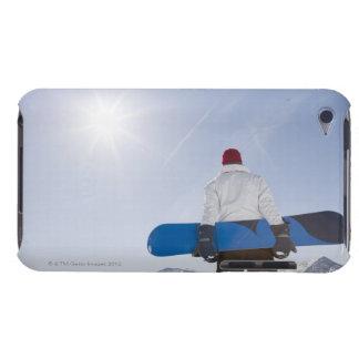La Plagne, French Alps, France iPod Touch Case