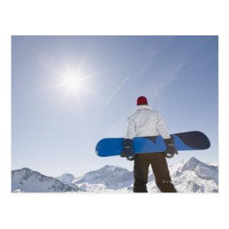 La Plagne, French Alps, France Postcard